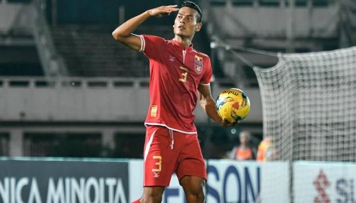 Suphanburi FC offer a deal to sign Yangon United defenderZaw Min Tun
