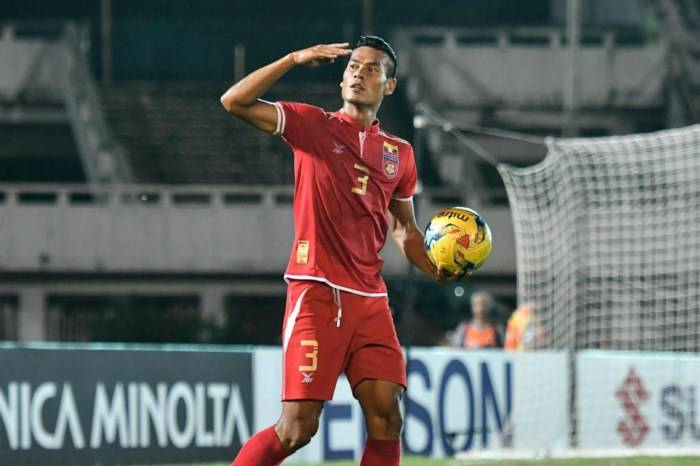 Suphanburi FC offer a deal to sign Yangon United defender Zaw Min Tun