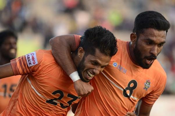 Double strike from Soosairaj hands Chennai City FC 3-1 win over Churchill Brothers