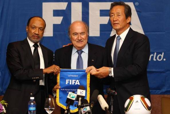 CAS Reduced Former FIFA Vice-president Chung Mong-joon's Ban