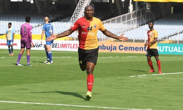 East Bengal steamrolls Chennai City FC 7-1, claims second spot on the league table
