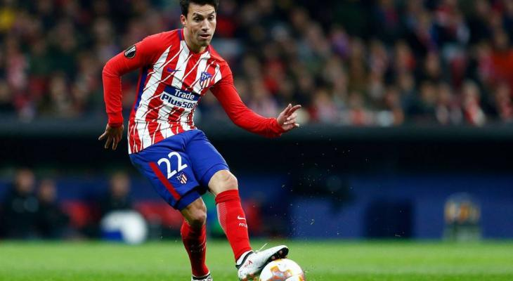 Atletico Madrid winger Nicolas Gaitan on the verge of joining Dalian Yigang