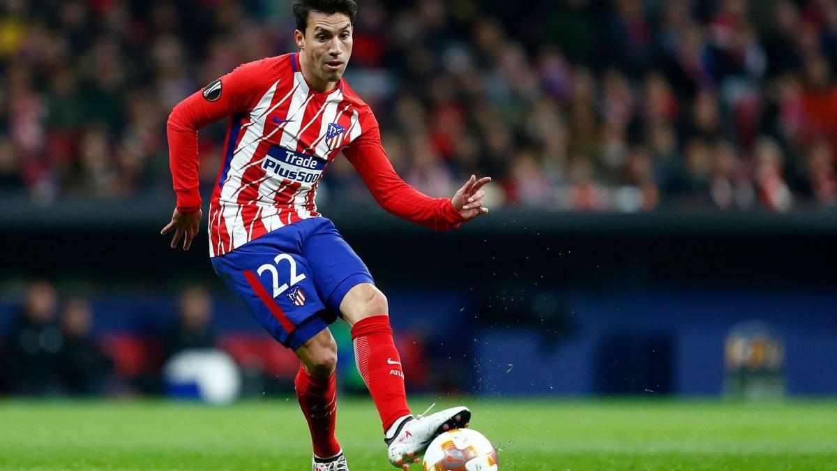 Atletico Madrid winger Nicolas Gaitan on the verge of joining Dalian Yigang