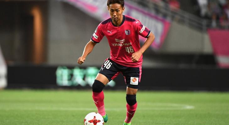 Hiroshi Kiyotake's World Cup chances threatened by calf injury