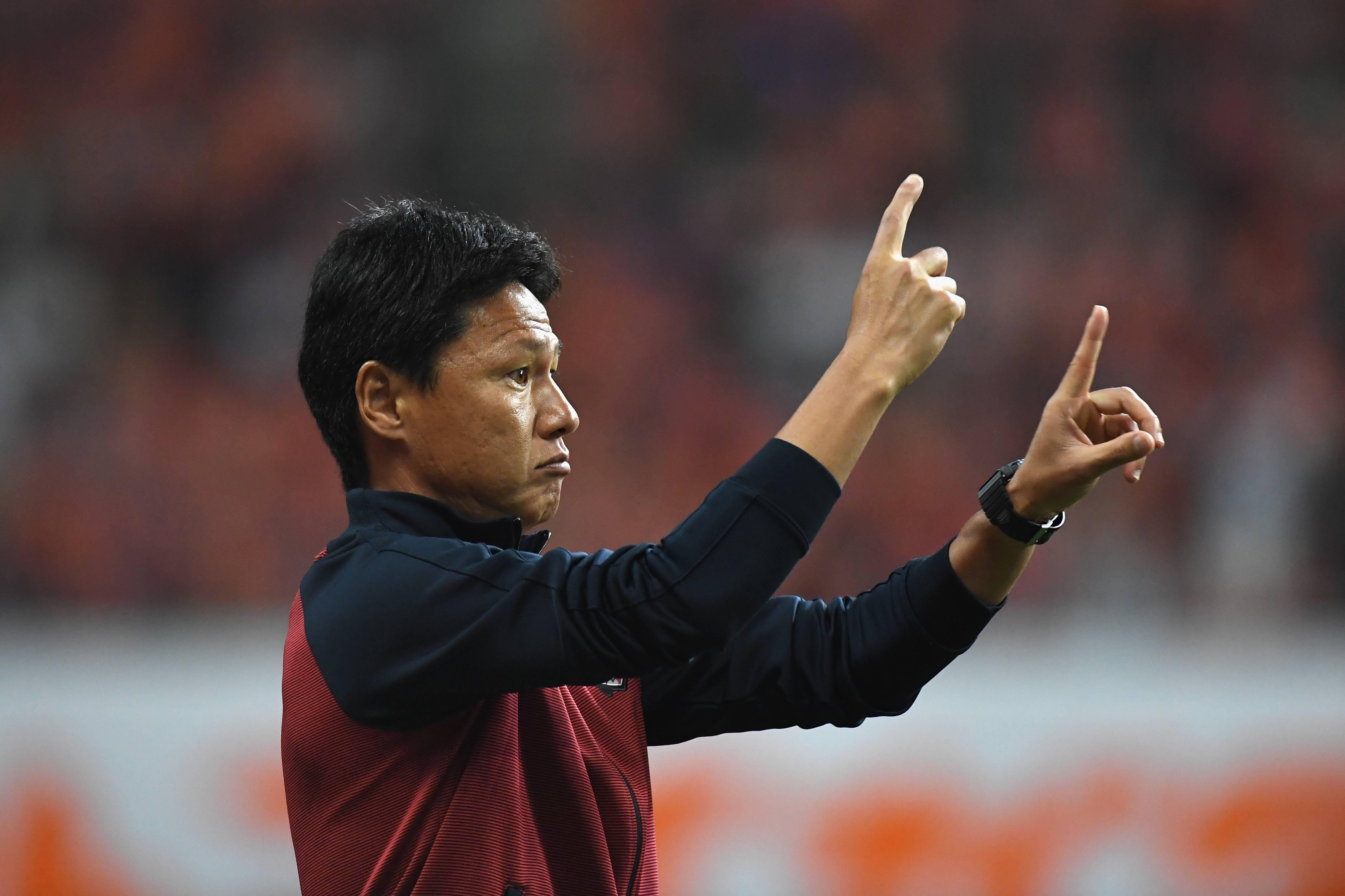 Oiwa praises aggressive Antlers after Suwon win
