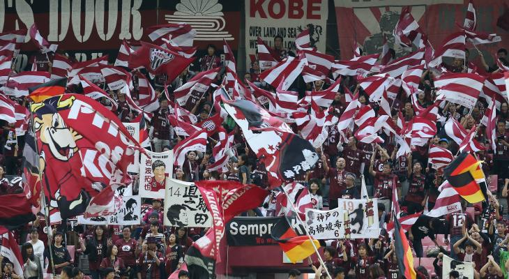 "Vissel's Theerathon on J.League debut: ""My dream came true"""