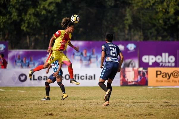 Gokulam Kerala FC beat Minerva Punjab FC 1-0 to spice up the I-League title race