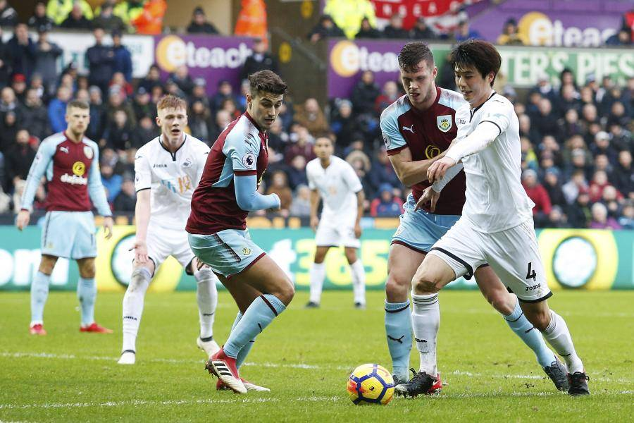 'Mr Key' Ki Sung-Yueng's Late Winner Saved Swansea