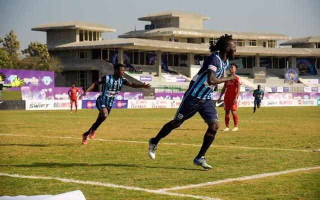 Minerva Punjab FC beats Aizawl FC 2-0, to open three-point lead over title rival East Bengal
