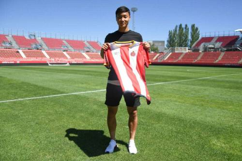 Ex-Barca Youngster Paik Seung-ho: Girona is like 'Sparta'