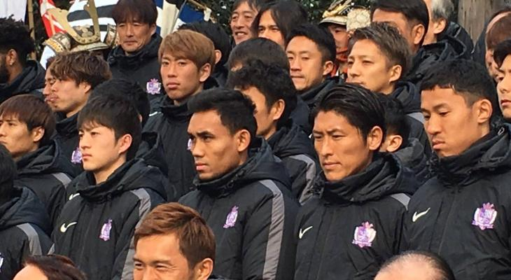 Teerasil vows double-digit goals for Sanfrecce Hiroshima