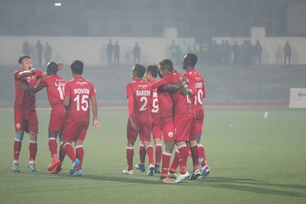 Hero I-League: Shillong Lajongs Beats Aizawl FC 2-1 In The North East Derby