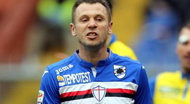 Antonio Cassano dismisses his move to Chinese Super League