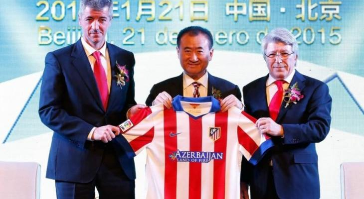 Chinese billionaire sells stake in Atletico Madrid
