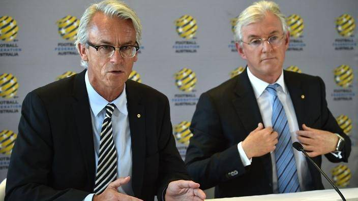 A-League clubs urge FIFA to ban Australia FA from working group