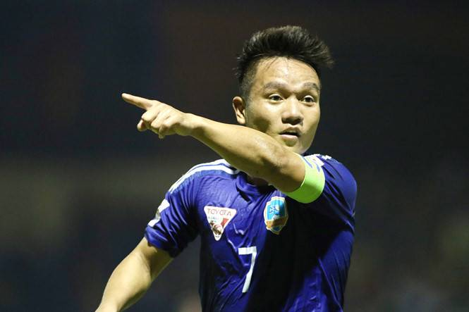 Vietnam Golden Ball winner Dinh Thanh Trung targets 2018 AFF Cup trophy