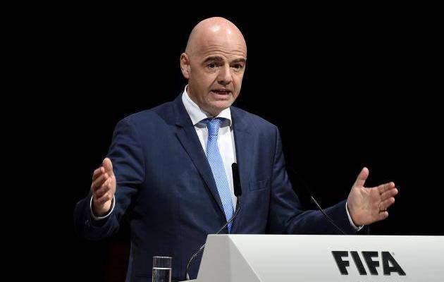 FIFA President Gianni Infantino set to visit Vietnam