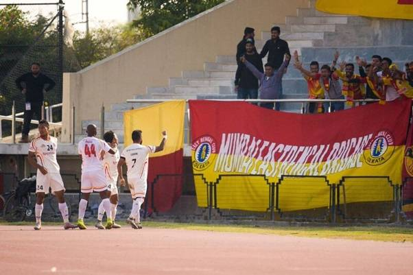 Hero I League: East Bengal beats Minerva Punjab FC 1-0 to keep title hopes alive