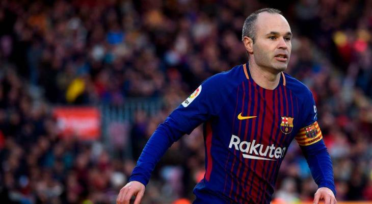 """Andrés Iniesta's China move is """"a done deal"""" – Reports"""
