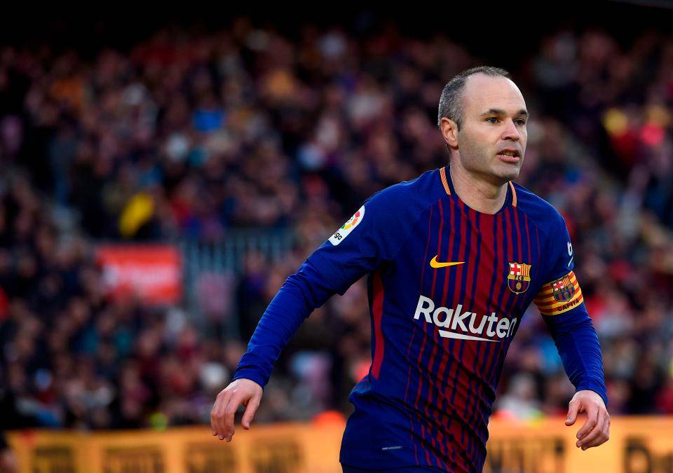 "Andrés Iniesta's China move is ""a done deal"" – Reports"