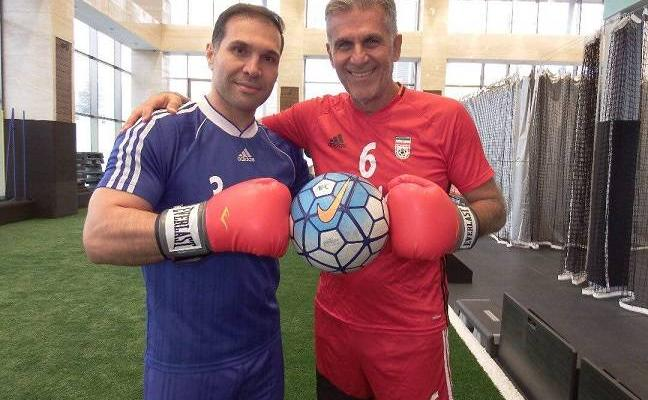 Carlos Queiroz added Iran Wushu champion in his staff