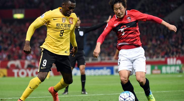 Jackson Martinez excluded from Guangzhou Evergrande's squad for Chinese Super League and AFC Champions League