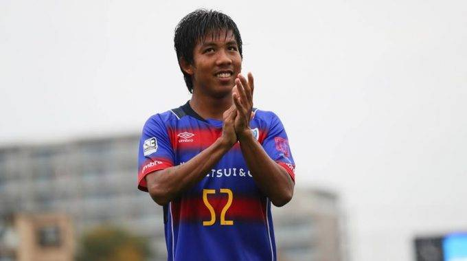Jakkit Wachpirom joins FC Tokyo for another year