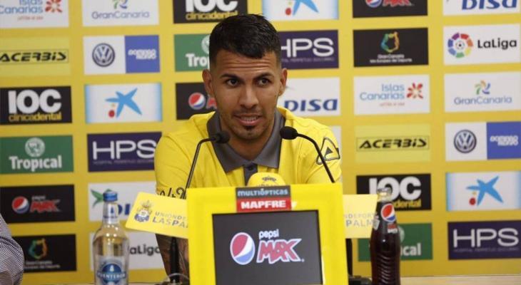 Las Palmas forward Jonathan Viera joins Beijing Guoan