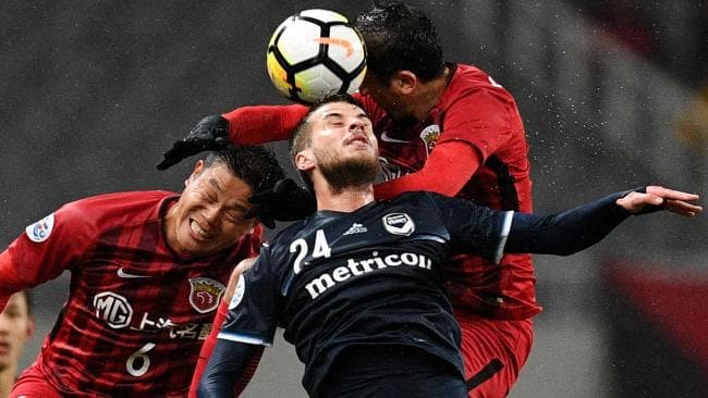 Melbourne Victory beaten by Shanghai SIPG in AFC Champions League