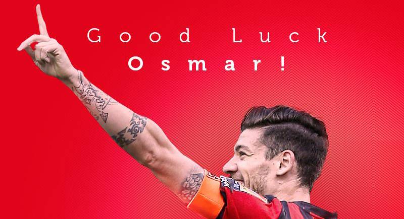 FC Seoul announces J.League loan for Osmar; is Cerezo Osaka his destination?
