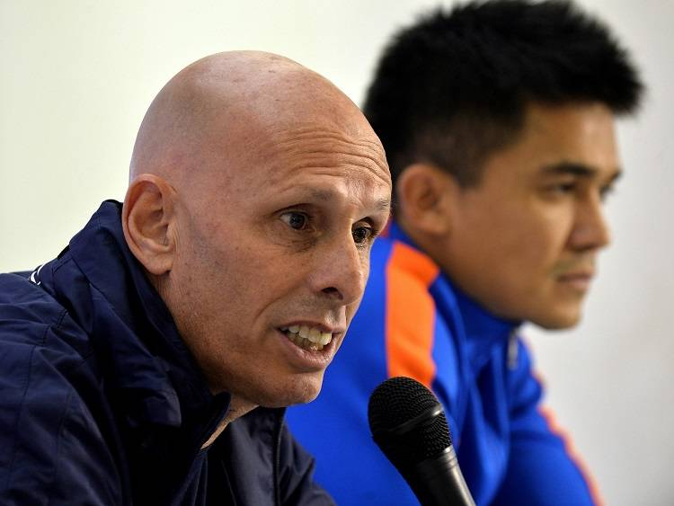 India national team coach Stephen Constantine offered contract extension