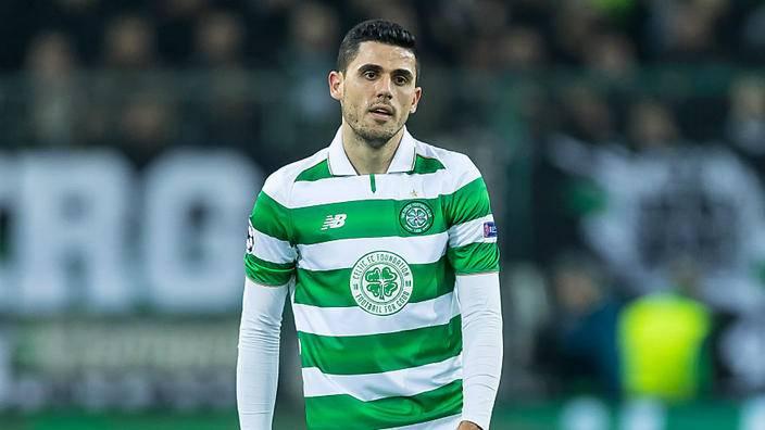 Celtic manager Brendan Rodgers denies Tom Rogic exit rumors