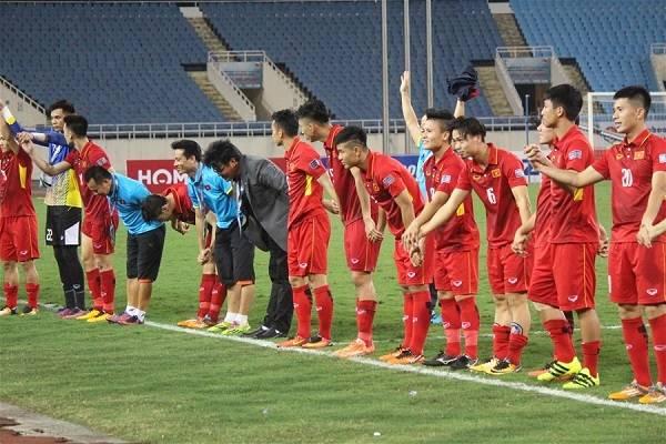 Vietnam remain top ASEAN team in FIFA world rankings