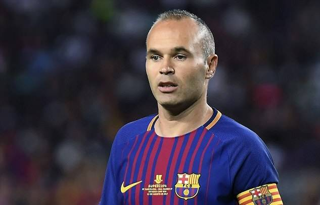 Andres Iniesta admits he is considering moving to Chinese Super League