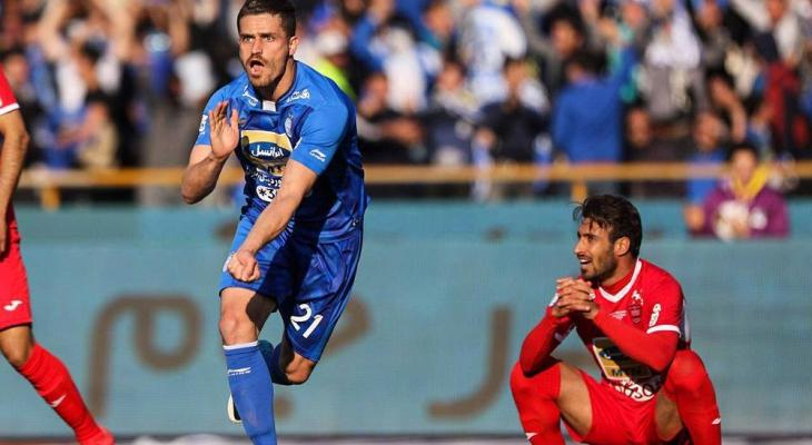 Esteghlal win 86th Tehran Derby against Persepolis