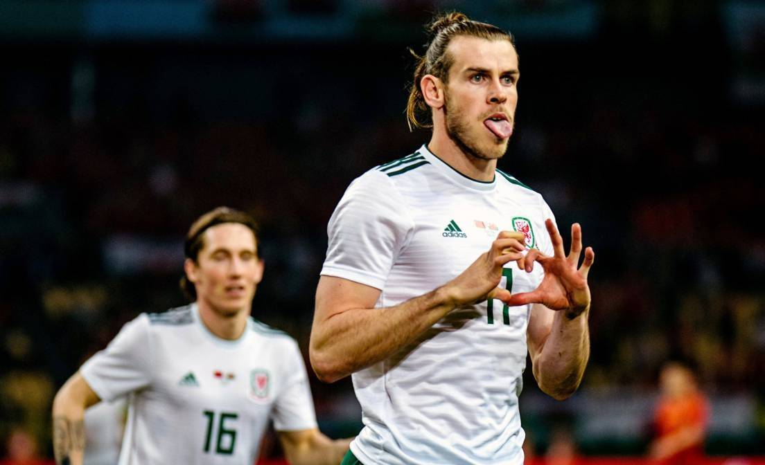 Gareth Bale scores a hat-trick as Wales thrash China 6-0 at China Cup