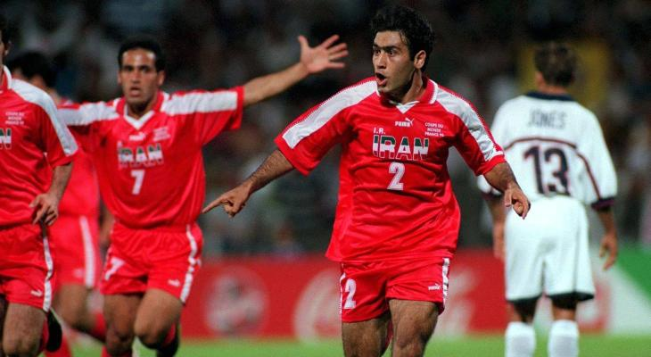 Iran legend Mahdavikia to Gol Bezan: 1998 side could have escaped group stage