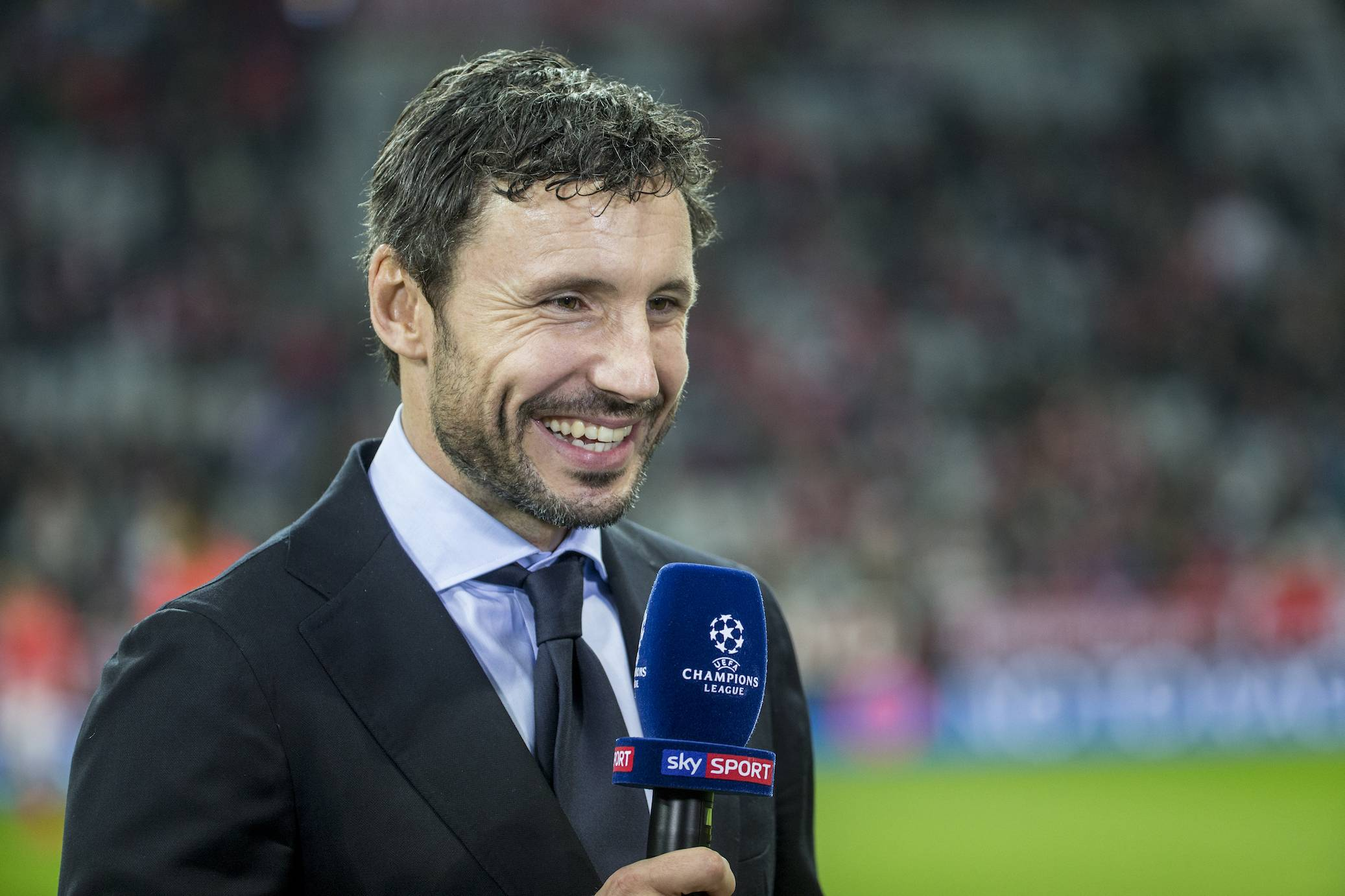 Mark van Bommel joins Bert van Marwijk as assistant coach for Australia