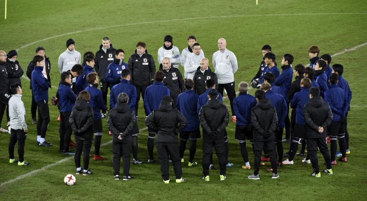 Samurai Blue confirm Ghana for pre-World Cup send-off