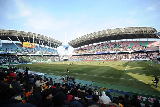 Three Interesting Facts from K League 1's First Round