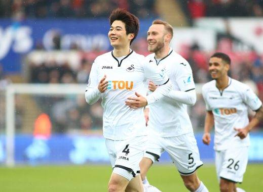 Ki Sung-yueng Took Swansea City out of the Relegation Zone