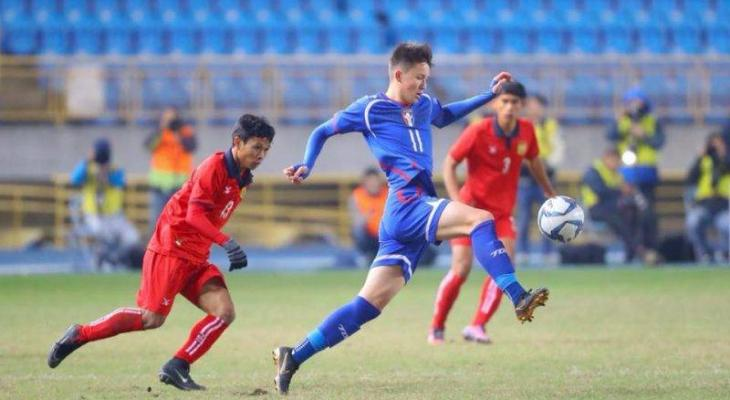 Crystal Palace young talent Will Donkin: A new hope for Chinese Taipei football