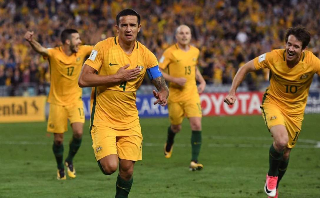 Australia choose Czech Republic and Hungary for the final pre-World Cup friendlies