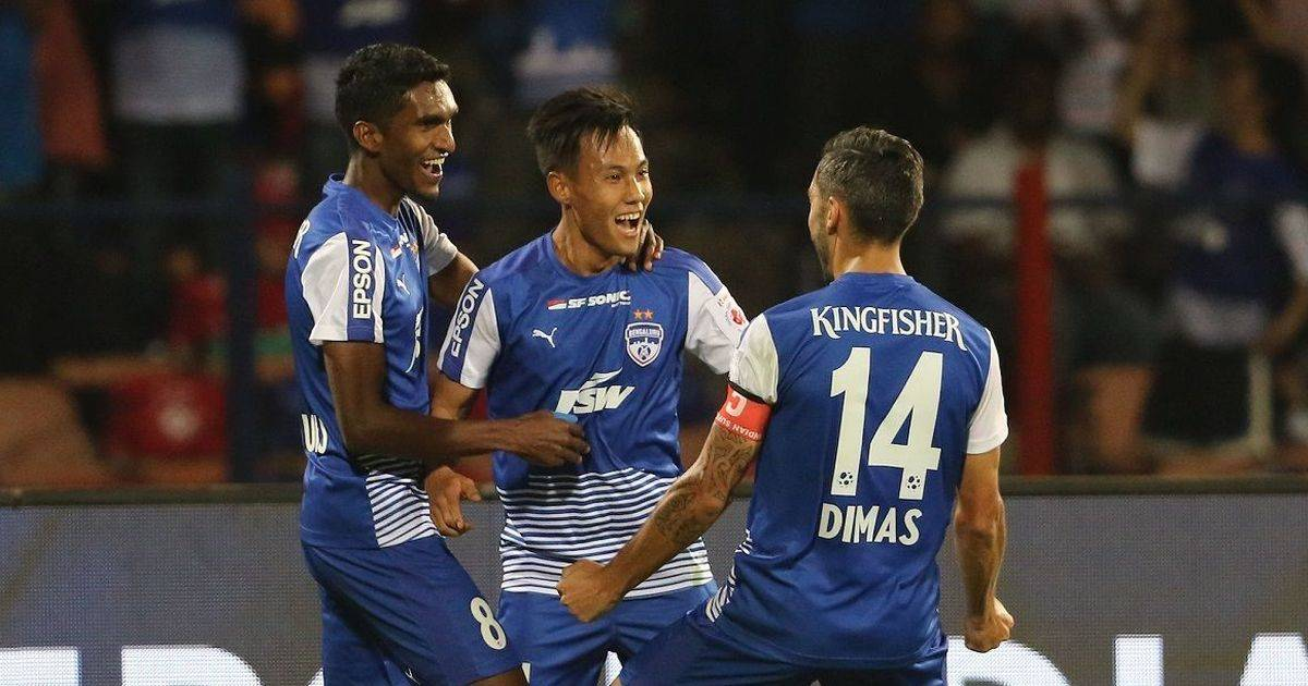 Bengaluru FC leaves it late to beat Kerala Blasters 2-0 to win the Southern Derby