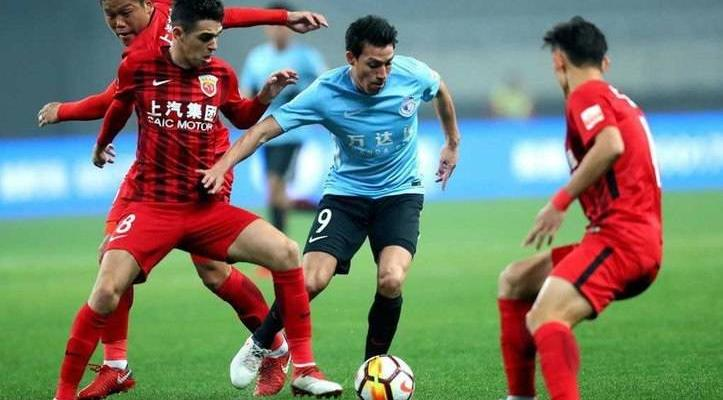 Dalian Yifang suffered an embarrassing 8-0 defeat by Shanghai SIPG