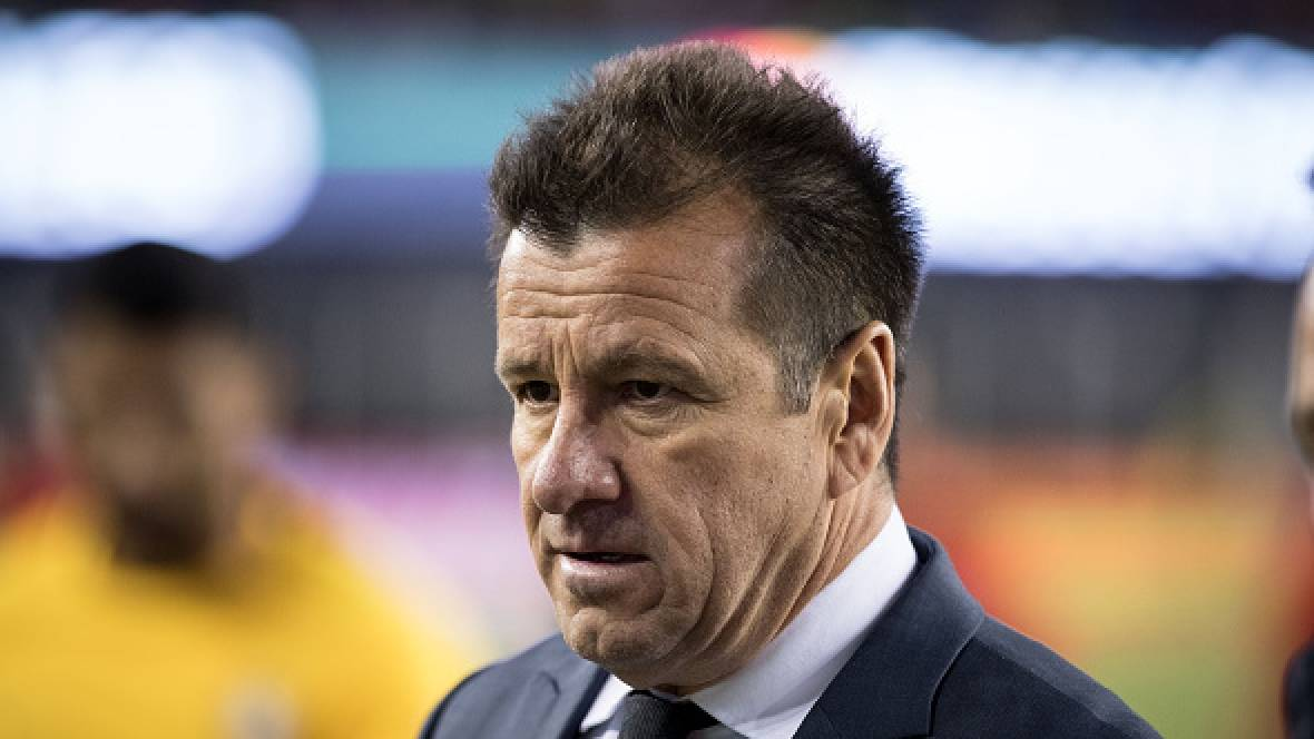 Brazilian legend Dunga interested in coaching job in A-League