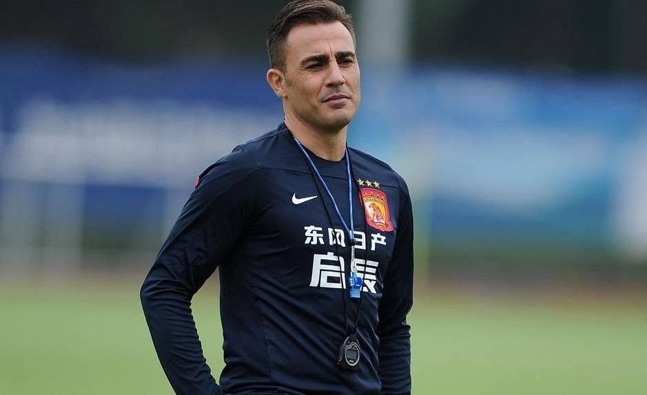 Fabio Cannavaro on second stint at Guangzhou Evergrande: I've never felt pressure