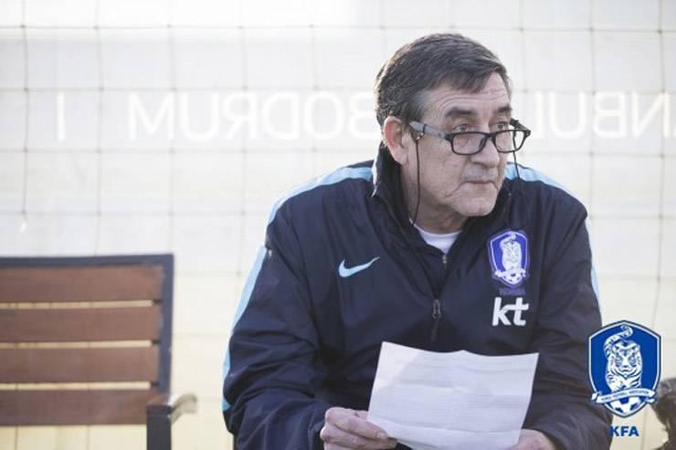 Ex-Madridista Garcia Hernandez joins South Korean national team