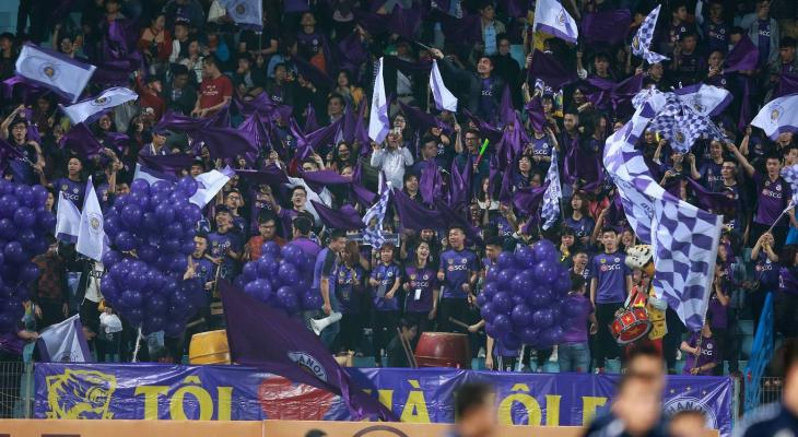 First round of V-League 1 breaks record of attendance