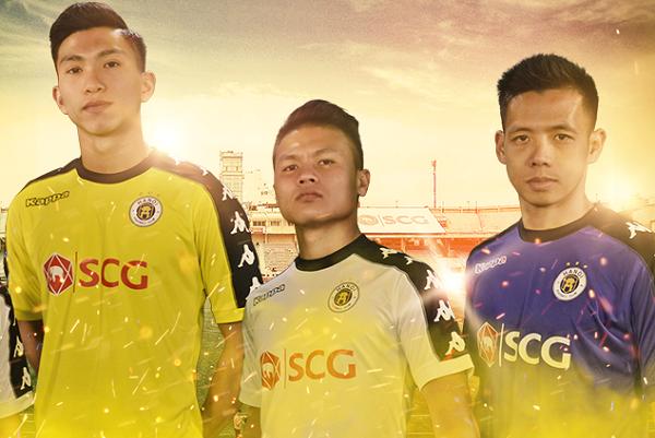 Hanoi FC Unveil New Crest Target V League Title